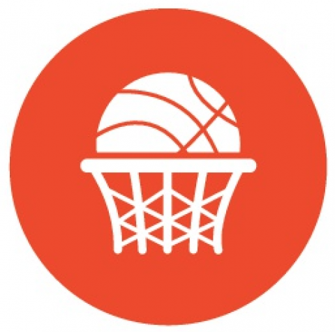 icon for indoor basketball courts
