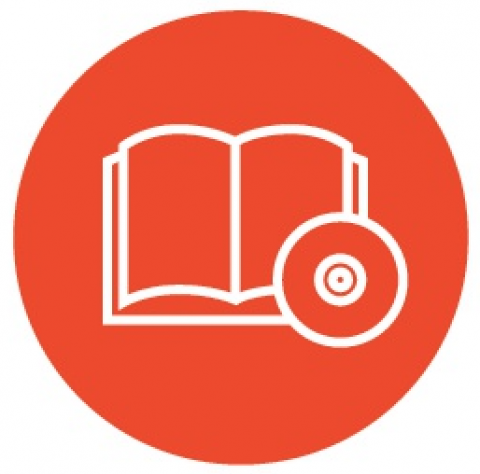 icon for onsite DVD library