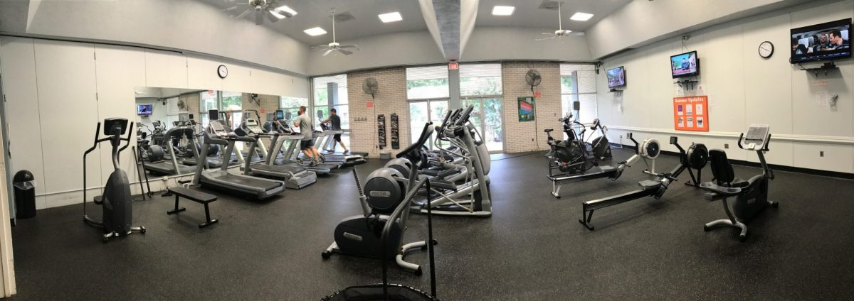 fitness membership provides access to cardio gym & equipment