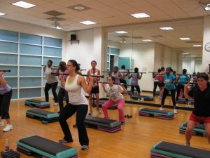 Photo of Group Exercise Class