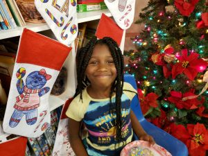 YWCA Students Celebrate The Holidays