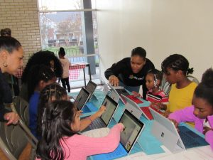 YWCA, Microsoft, Literacy, Student, Reading, Afterschool