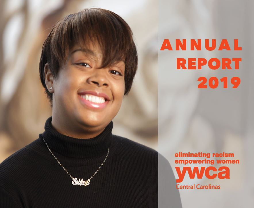 Annual Report, Financials, Stories, YWCA