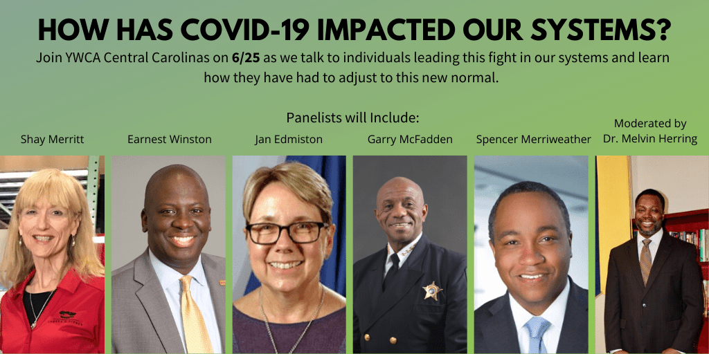 Meet the Panelists for YWCA's 2020 Stand Against Racism Forum
