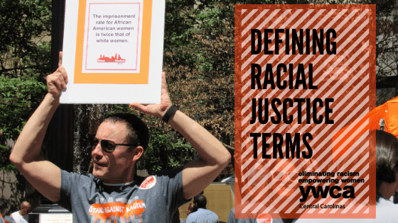 Defining Racial Justice Terms: White Privilege