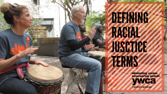 Defining Racial Justice Terms: Ally