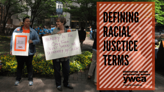 Defining Racial Justice Terms: Advocacy vs. Activism