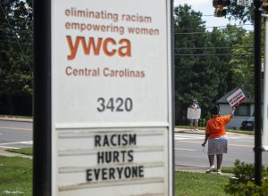 SAR, stand against racism, anti-racism, YWCA