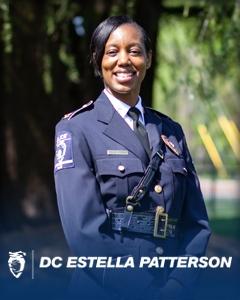 Deputy Chief Patterson CMPD