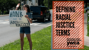 Defining Racial Justice Terms: Institutional Racism