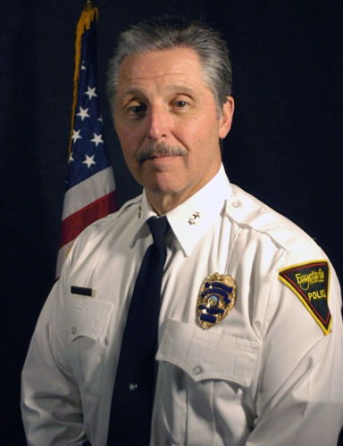 Harold Medlock, Chief of Police, Fayetteville