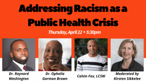 Meet the Stand Against Racism 2021 Panelists