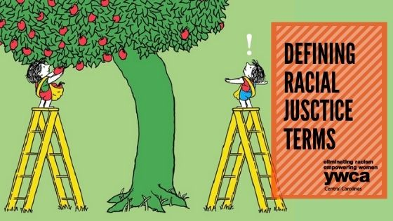 Defining Racial Justice Terms: Equity vs Equality