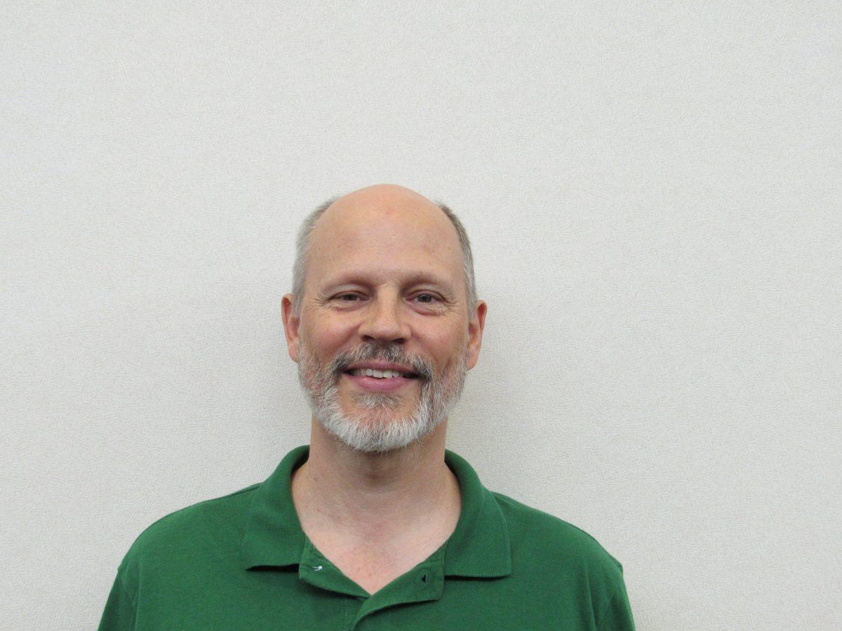 Headshot of Yoga Instructor Hampton
