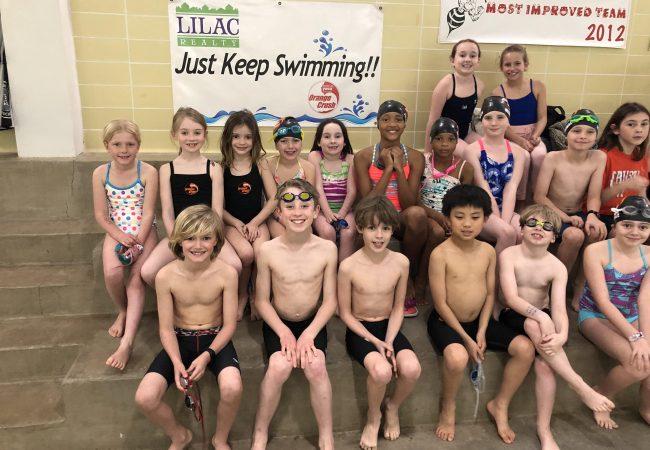 Orange Crush Swim Team 2018